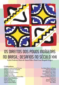 Capa livro indígenas