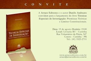 convite livro TEI